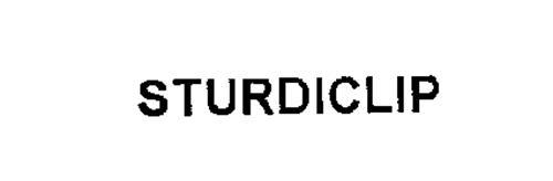 STURDICLIP