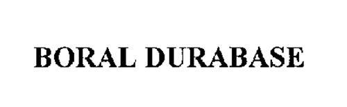 BORAL DURABASE