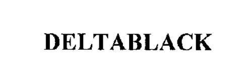 DELTABLACK