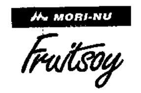 M MORI-NU FRUITSOY