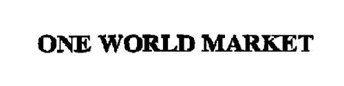 ONE WORLD MARKET