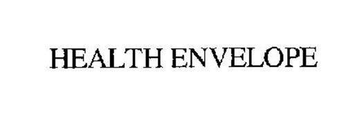 HEALTH ENVELOPE