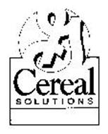 G CEREAL SOLUTIONS