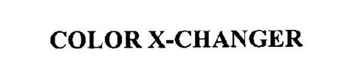 COLOR X-CHANGER
