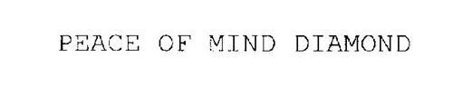 PEACE OF MIND DIAMOND
