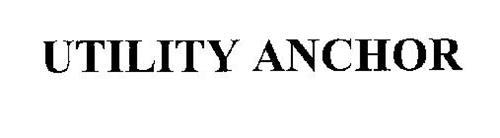 UTILITY ANCHOR