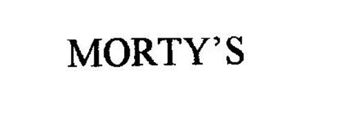 MORTY'S