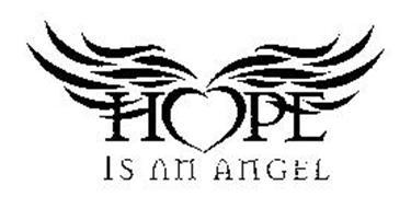 HOPE IS AN ANGEL