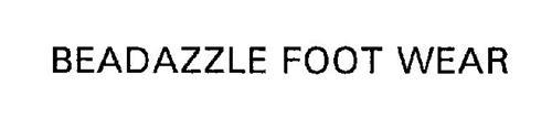 BEADAZZLE FOOT WEAR