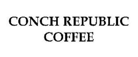 CONCH REPUBLIC COFFEE