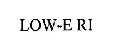 LOW-E RI