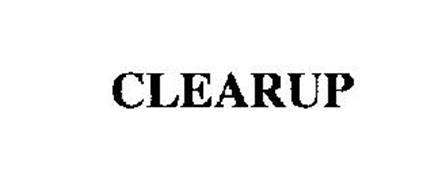 CLEARUP