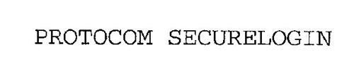 PROTOCOM SECURELOGIN