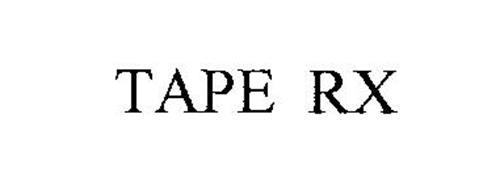 TAPE RX