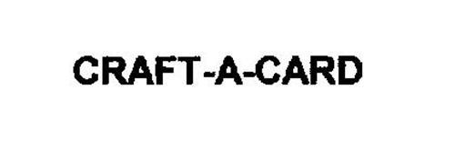 CRAFT-A-CARD