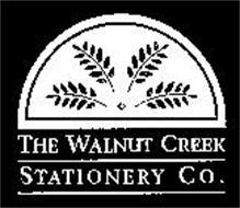 THE WALNUT CREEK STATIONERY CO.