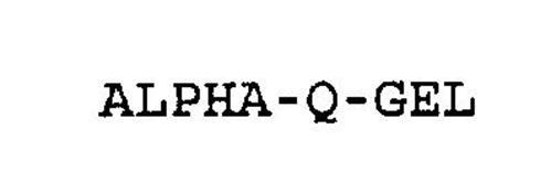 ALPHA-Q-GEL