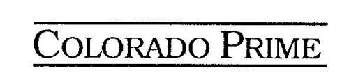 COLORADO PRIME