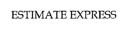 ESTIMATE EXPRESS