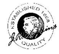 J.R. WATKINS QUALITY ESTABLISHED 1868