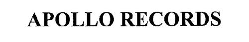 APOLLO RECORDS