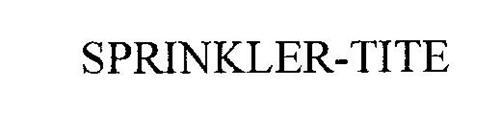 SPRINKLER-TITE