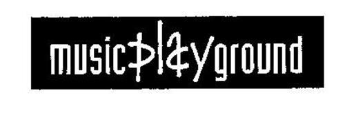 MUSICPLAYGROUND