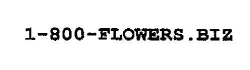 1-800-FLOWERS.BIZ