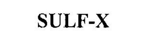 SULF-X