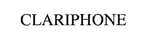 CLARIPHONE