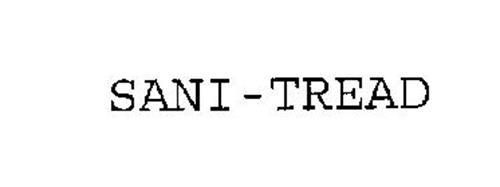 SANI-TREAD
