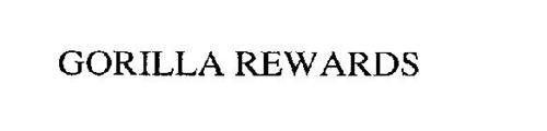 GORILLA REWARDS