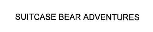 SUITCASE BEAR ADVENTURES