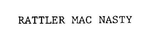 RATTLER MAC NASTY