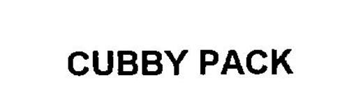 CUBBY PACK