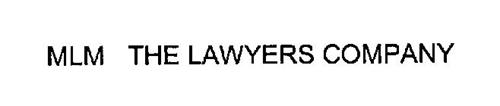 MLM THE LAWYERS COMPANY