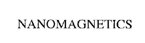 NANOMAGNETICS