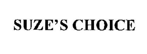 SUZE'S CHOICE