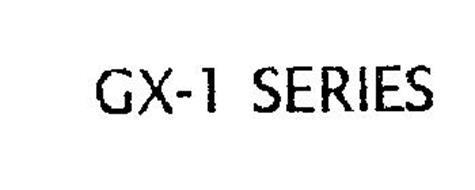 GX-1 SERIES