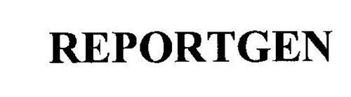 REPORTGEN