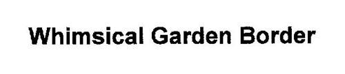WHIMSICAL GARDEN BORDER