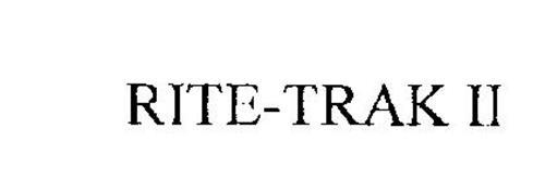 RITE-TRAK II