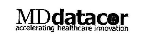 MD DATACOR ACCELERATING HEALTHCARE INNOVATION