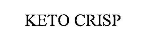 KETO CRISP