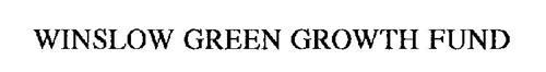 WINSLOW GREEN GROWTH FUND