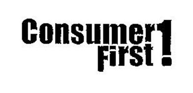 CONSUMER FIRST 1