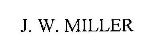 J. W. MILLER