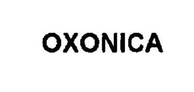 OXONICA