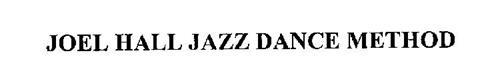 JOEL HALL JAZZ DANCE METHOD