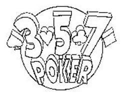 3 5 7 POKER